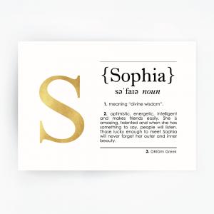 customised-name-definition-print-sophia