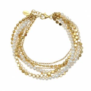 Bracelet-silver-925-gold-plated-with-fresh-water-pearls