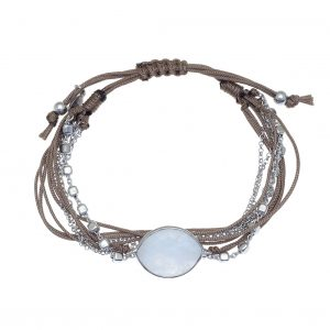 Bracelet-silver-925-rhodium-plated-with-moonstone-and-cord