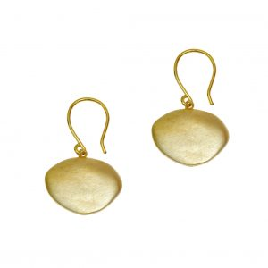 Earrings-in-silver-925-gold-plated
