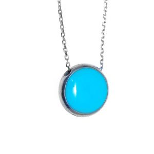 Necklace-silver-925-rhodium-plated-with-enamel