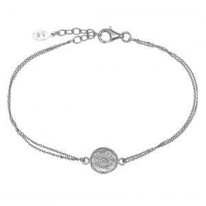 Bracelet-silver-925-rhodium-plated