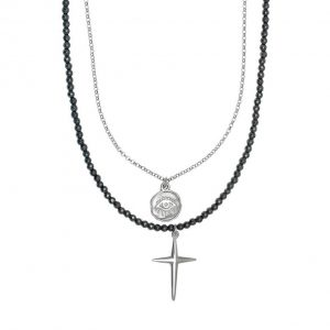 Necklace-in-silver-925-rhodium-plated-with-gem-stones