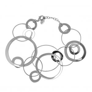 Bracelet-silver-925-rhodium-plated