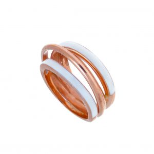 Ring-silver-925-ροσε-gold-plated-with-enamel (2)