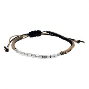 Bracelet-silver-925-rhodium-plated-with-cord (1)