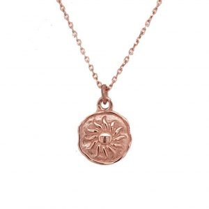 Necklace-silver-925-pink-gold-plated (1)