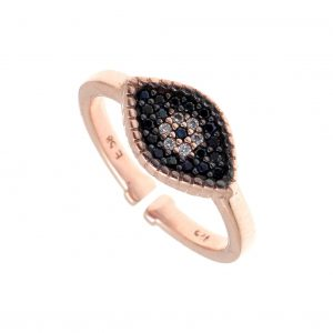 Ring-silver-925–pink-gold-plated-with-black-spinels (3)