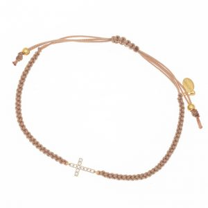 Cord-bracelet-in-silver-925-gold-plated-with-white-zirconia